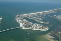 Clearwater Point Condominiums Beachfront and Bay front real estate listings for sale.